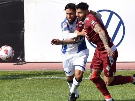 Antofagasta reparte puntos con La Serena tras final de infarto