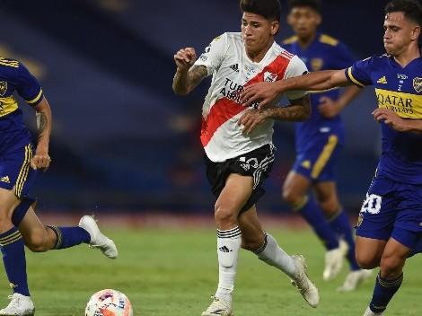 Horario: Boca y River animan un partidazo por octavos de la Copa Argentina