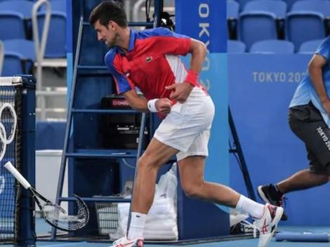 """Nadal cuestiona la actitud de Djokovic: """"Es un referente para los niños"""""""