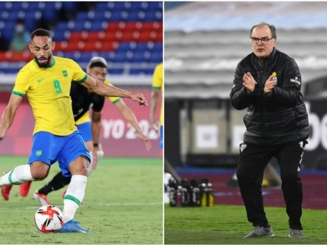 Bielsa y Leeds tiene en la mira a crack de Brasil en los JJOO