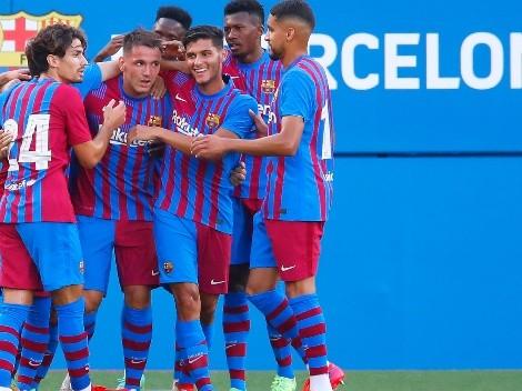 Barcelona visita al RB Salzburgo en un amistoso de pretemporada: Hora y TV
