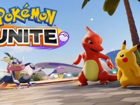 Pokémon UNITE tiene fecha de llegada a celulares
