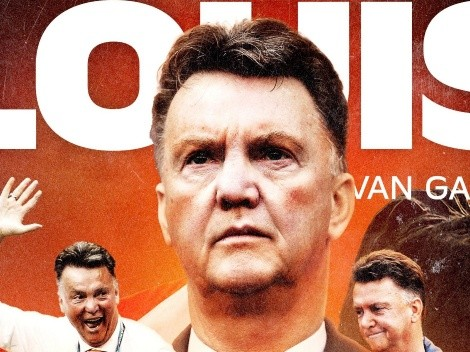 Tras sonar en la Roja: Van Gaal es nuevo técnico de Países Bajos