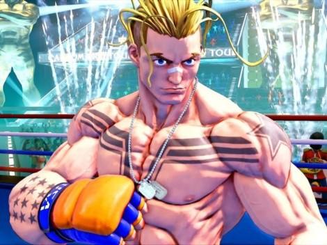Street Fighter V une a Luke como su último personaje