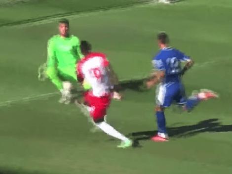 """Suplente de Bravo se come gol de """"hoyito"""" y Betis cae ante Almería"""