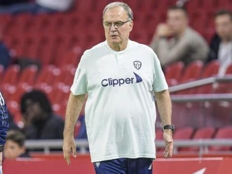 Goleadas de Ajax: Leeds y Bielsa pierden sus dos amistosos