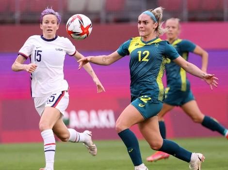 ¿Cuándo y a qué hora juega Australia vs Estados Unidos por Tokio 2020?