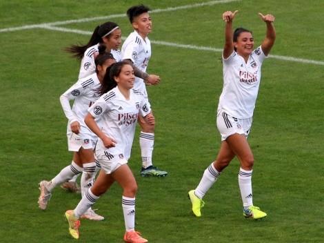 Colo Colo patalea y busca ir a la Copa Libertadores Femenina