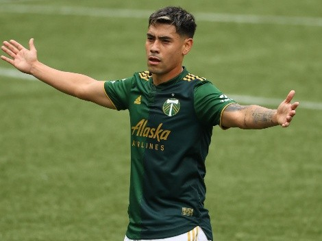 Felipe Mora vuelve a anotar en Portland Timbers