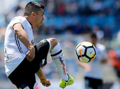 Fierro vuelve a casa y recuerda su mejor gol en Colo Colo