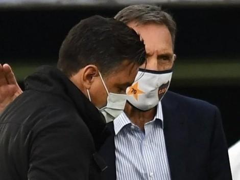 """Russo a Gallardo: """"Suerte, allá te hacen de todo"""""""