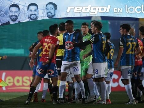 Las polémicas del jueves en RedGol en La Clave