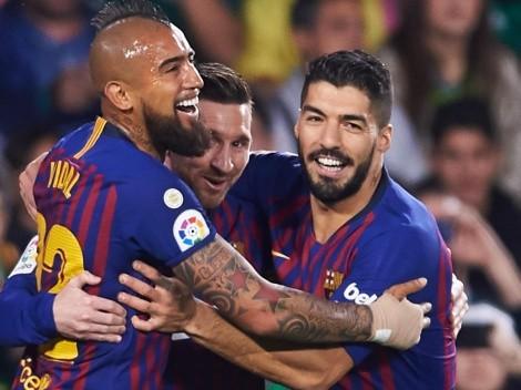 Luis Suárez emociona al mundo con su mensaje a Messi
