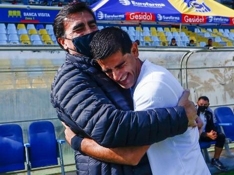 Barroso feliz por Quinteros y la savia nueva de Colo Colo