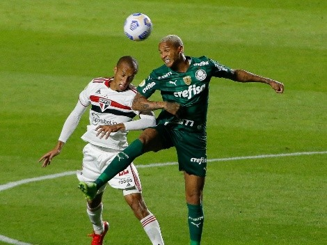 ¿Cuándo juega Sao Paulo vs Palmeiras por Copa Libertadores?