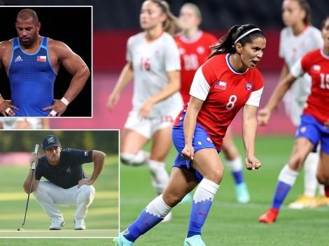Balance final: así le fue al Team Chile en Tokio 2020