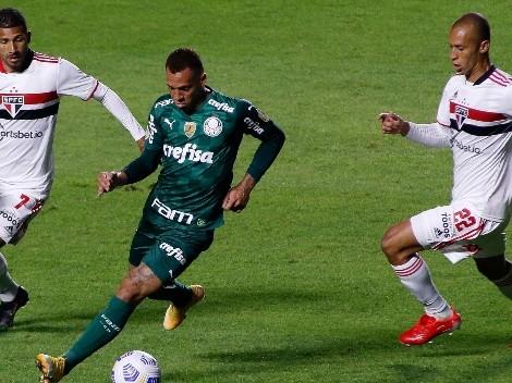 Horario: Palmeiras de Kuscevic tiene duelo brasileño en Libertadores
