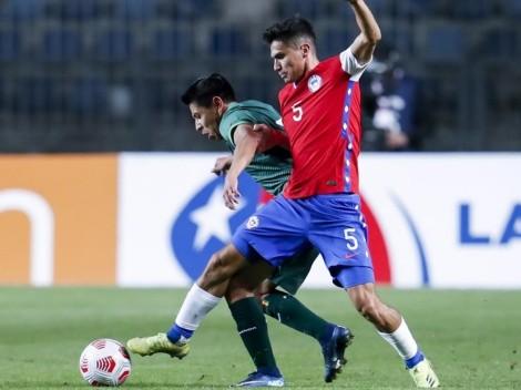 Pablo Galdames a Italia: entre Udinese y Cagliari