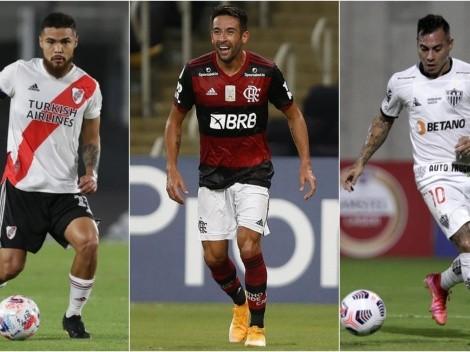 Programación cuartos de final: las idas de Copa Libertadores