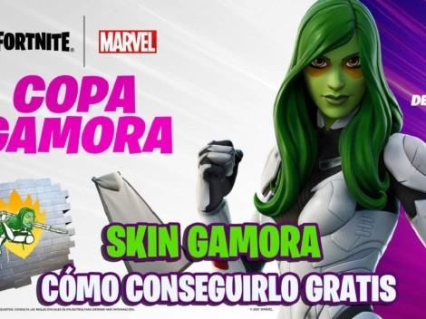 Comienza la copa para obtener a Gamora en Fortnite