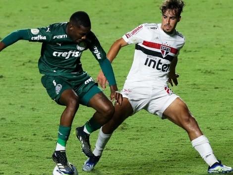 En vivo: Palmeiras, sin Kuscevic, va ante Sao Paulo