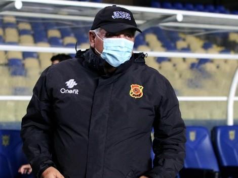 Rangers descarta agresión física de Luis Marcoleta a relator