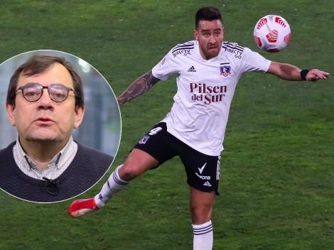 Danilo Díaz advierte a Colo Colo tras lesión de Matías Zaldivia