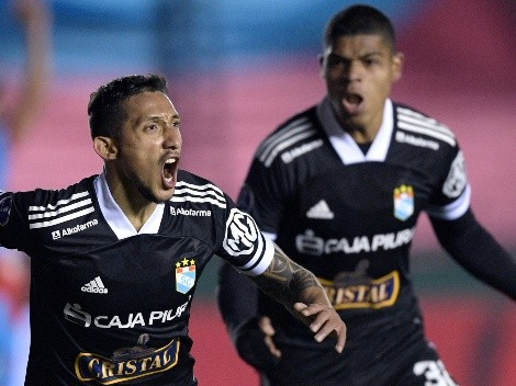 ¿Cuándo y a qué hora juega Sporting Cristal vs Peñarol por la Sudamericana?