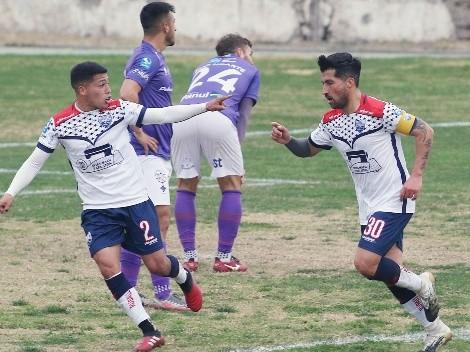 Tabla de posiciones de la Segunda División chilena al termino de la 9° fecha