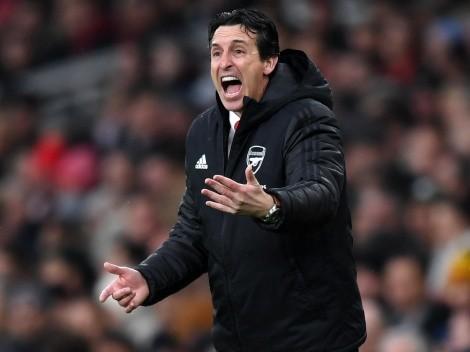 """Emery: """"Vamos a enfrentar al mejor equipo del mundo"""""""