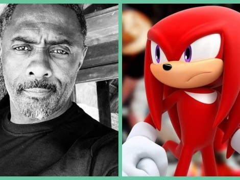 Idris Elba se suma a Sonic 2
