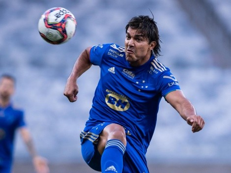 Oficial: Moreno Martins sigue en Cruzeiro y desecha a Colo Colo