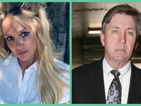 Padre de Britney Spears renuncia a tener el control sobre la cantante