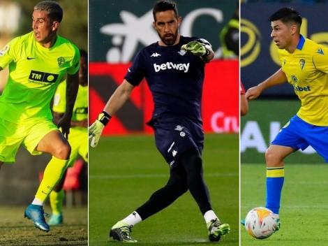 ¡Vuelve La Liga! Bravo, Alarcón y Roco sacan la cara por Chile