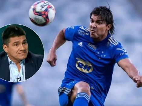 """Tobi Vega le pega a Moreno Martins: """"Utilizó a Colo Colo"""""""