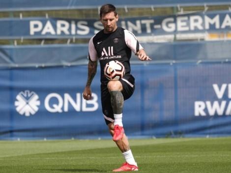 El Cholo Simeone cuenta la papa sobre Messi y el Atlético de Madrid