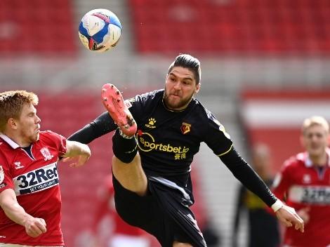 En Vivo: Watford ante Aston Villa con Sierralta en la banca
