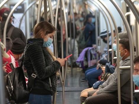 ¿A qué hora cierra el metro hoy viernes 13 de agosto?