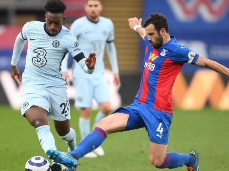 ¿Cuándo debuta Chelsea contra Crystal Palace por la premier League?