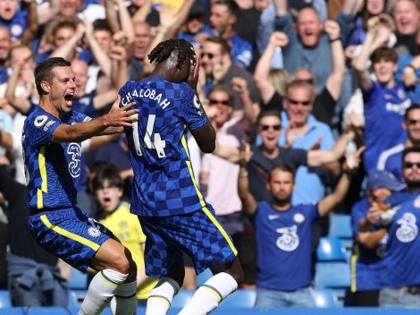 Chelsea gana en la Premier League con un emocionado Trevoh Chalobah