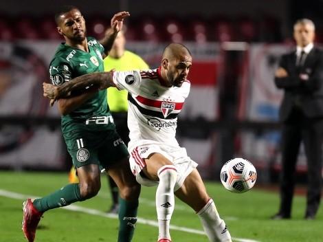 ¿Cuándo juega Palmeiras vs Sao Paulo por la Copa Libertadores?