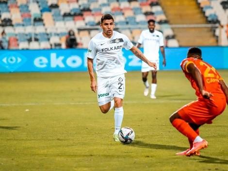 Triunfo y asistencia en debut de Pinares y Martín Rodríguez en Turquía