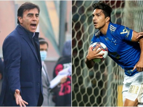 Quinteros cuenta la firme sobre Marcelo Moreno Martins
