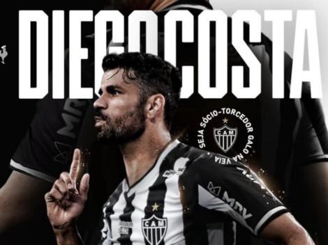 ¡Oficial! Diego Costa al Mineiro de Edu Vargas
