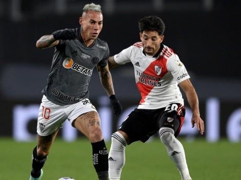 ¿Cuándo juega Atlético Mineiro de Edú Vargas vs River Plate de Paulo Díaz?