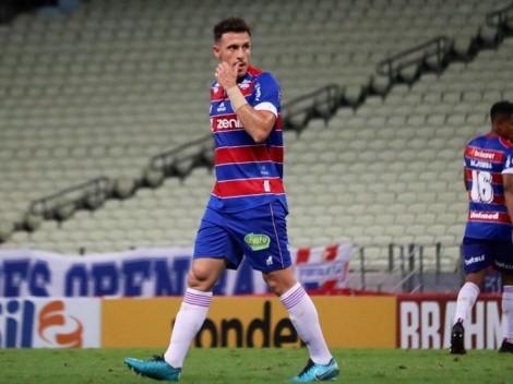 Ángelo debuta con el Fortaleza y protagoniza polémica jugada