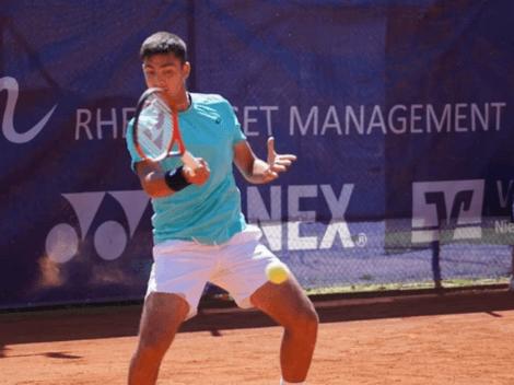 Tomás Barrios despierta hoy con su mejor ranking ATP