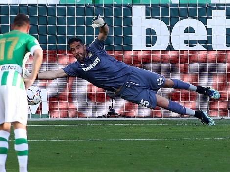 "Bravo a Joselo Villanueva: ""Yo seré el titular en Betis"""