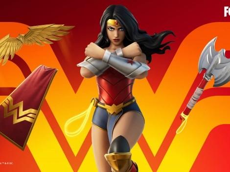 ¿Cómo obtener a Wonder Woman en Fortnite?