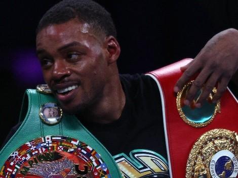 ¿Por qué Errol Spence Jr se bajó de la pelea ante Manny Pacquiao?